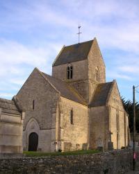 Idée de Sortie Bucéels Eglise Saint-Pierre de Rucqueville