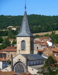 Idée de Sortie Charmensac Eglise Saint André de Massiac