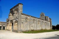 Idée de Sortie Prignac Eglise Saint-Hérie
