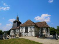 Idée de Sortie Précy Saint Martin Eglise Saint-Quentin de Mathaux