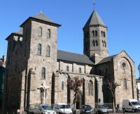 Idée de Sortie Brageac Basilique Notre-Dame-des-Miracles