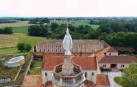 Abbaye Notre Dame de Maylis Landes