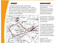 Idée de Sortie Bayon BALADE AUTOUR DE MEHONCOURT
