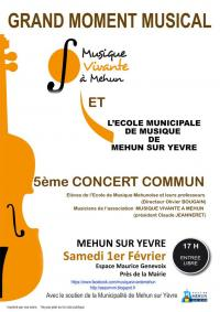Evenement Thénioux Concert