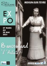 Evenement Marmagne Exposition : Bascoulard l'artiste