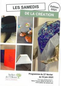 Evenement Saint Palais Les Samedis de la Création