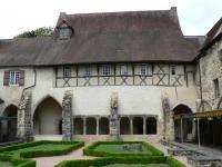 Idée de Sortie Saint Éloy les Mines Abbaye de Menat