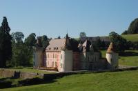 Idée de Sortie Brazey en Morvan Château de Ménessaire