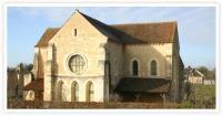 Idée de Sortie Chassy Abbaye de Fontmorigny