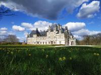 Idée de Sortie Henrichemont Château de Menetou-Salon