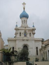 Idée de Sortie Roquebrune Cap Martin Eglise Russe