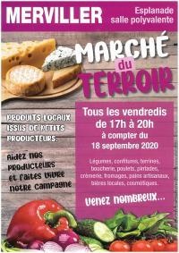 Evenement Meurthe et Moselle MARCHÉ DU TERROIR