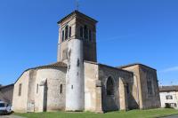 Idée de Sortie Fareins Eglise de Messimy-sur-Saône