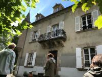 Idée de Sortie Bonnefond Visite commentée les maisons des marchands de vins - Association Les Amis de Meymac près Bordeaux