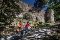 Idée de Sortie Meyrargues La Méditerranée à vélo n4 : Meyrargues > Draguignan