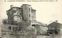 Idée de Sortie Pont de Labeaume Château de Hautsegur