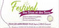 Evenement Sévérac le Château Festival des Sites et des Sons 2021 (12e année)