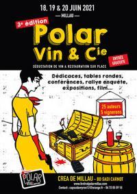 Evenement Sévérac le Château Festival Polar, Vin et Compagnie 2021