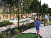 Mini Golf de Saint Rémy Avignon