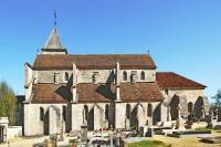 Idée de Sortie Avot Eglise Saint-Pierre de Minot