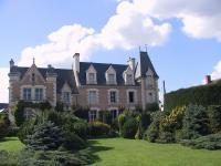 Parc botanique du prieuré Loir et Cher