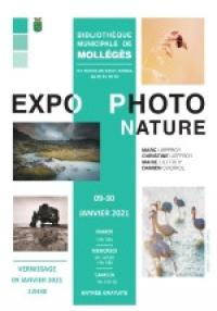 Evenement Saint Étienne du Grès Exposition Photo Nature