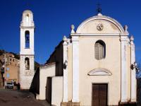 Idée de Sortie Corse Eglise Saint Roch de Moncale