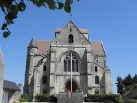 Idée de Sortie Vaucelles et Beffecourt Eglise Saint-Pierre et Saint-Paul de Mons-en-Laonnois