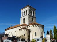 Idée de Sortie Saint Méard de Drône Eglise Sainte Madeleine