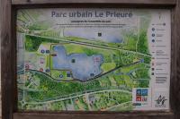 Idée de Sortie Montataire Parc urbain du prieuré