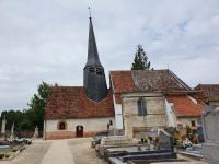 Idée de Sortie Rouilly Saint Loup Eglise Saint Jean-Baptiste