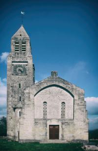 Idée de Sortie Mons en Laonnois Montbavin : visite guidée de l'église Saint-Hilaire