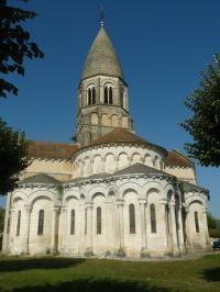 Idée de Sortie Montbron Église Saint-Maurice de Montbron