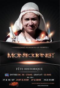 Evenement Lumes Fête historique à Mont Cornu