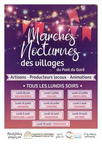 Marche-nocturne Montfrin