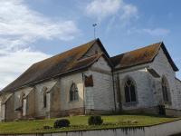 Idée de Sortie Montgueux Eglise Sainte-Croix