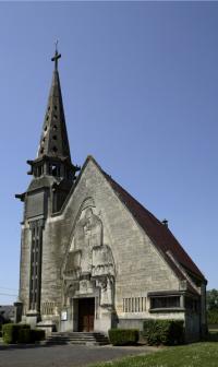 Idée de Sortie Veslud Eglise Saint-Martin de Monthenault