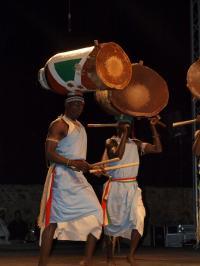 Evenement Larche Festival Cultures aux coeur