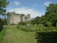 Idée de Sortie Marmagne Château de Montfort