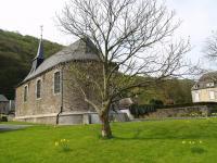 Idée de Sortie Montigny sur Meuse Eglise Saint-Lambert