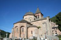 Idée de Sortie Comprégnac Église St Cyrice et Ste Juliette de Montjaux