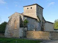 Idée de Sortie Chepniers Eglise de Challaux