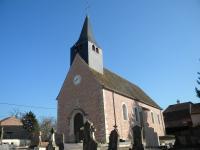 Idée de Sortie Seurre Église de Montmain