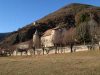 Idée de Sortie La Cluse Château de Montmaur