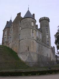Idée de Sortie Vendières Château de Montmirail