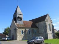 Idée de Sortie Seine et Marne Eglise Saint-Ferréol
