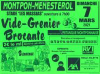 Evenement Saint Aigulin Vide-Grenier Brocante