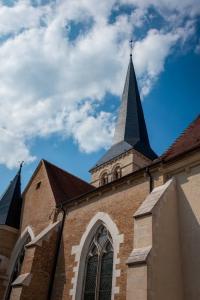 Idée de Sortie Lusigny sur Barse Eglise Saint-Gilles