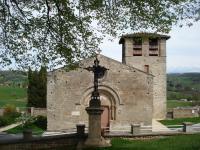 Idée de Sortie Saint Christophe et le Laris Eglise Saint-Sévère de Miribel