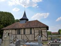 Idée de Sortie Coclois Eglise Saint Jean Baptiste de Morembert